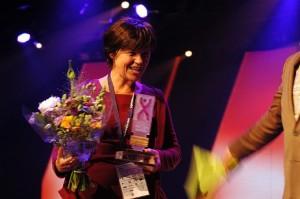 CrossMediaAwards2013WillemienVanAalstNederlandsFilmFestival